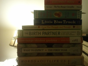 a few of the books I've read recently