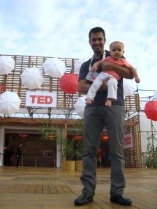 The Husband and The Child at TEDGlobal 2014